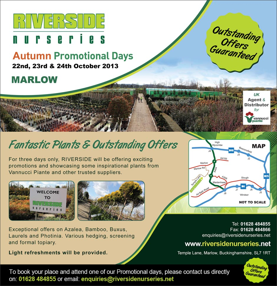 Autumn Open Day