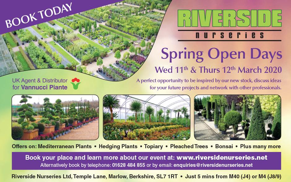 Spring Open Days